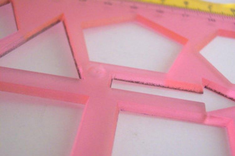 Es sencillo encontrar el perímetro de los polígonos equiláteros.
