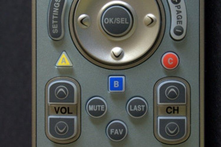 Programa el control remoto de TiVo.