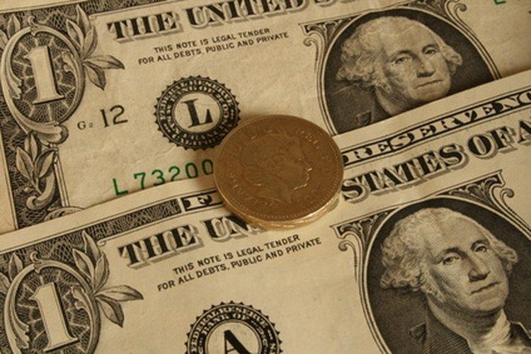 George Washington ganaba US$25.000 al año, y pagaba a su personal de su propio bolsillo.