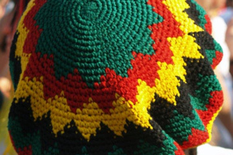 La cultura Rastafari es la religión de Jamaica y combina la Biblia hebrea con la veneración de Haile Selassie.