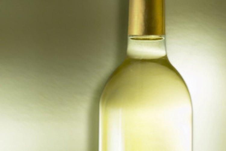 Vinagre blanco.