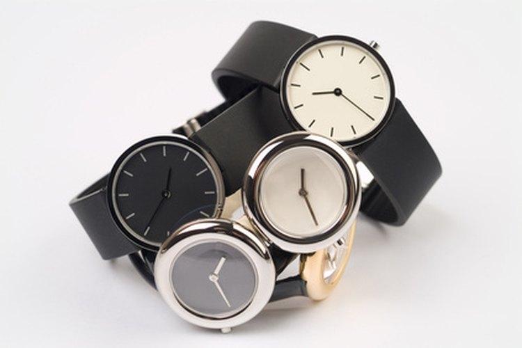 La construcción de un reloj mecánico puede ser un trabajo gratificante, pero difícil.