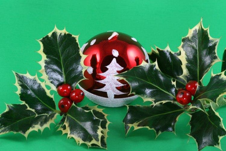 Los colores de la Navidad ayudan a los cristianos a recordar el motivo de la festividad.