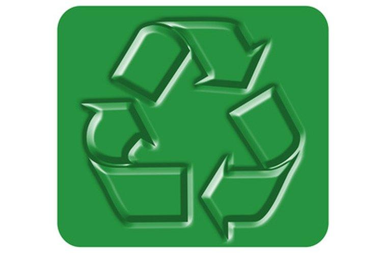 Siempre es mejor reciclar que simplemente desechar.