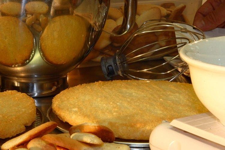 ¡Cocina panes y tortas rápidamente en la parte superior del horno!