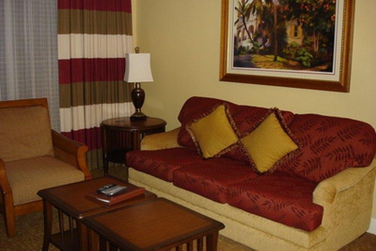 Ideas de dise o interior para peque as salas de estar for Diseno sala de estar pequena