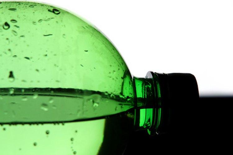La fuerza de tensión elevada hace del polipropileno un buen material para contenedores.