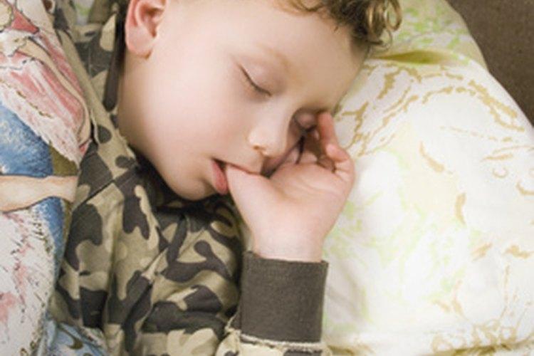 Da a tu hijo el regalo de una buena noche de sueño.
