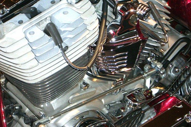 Motor V6.