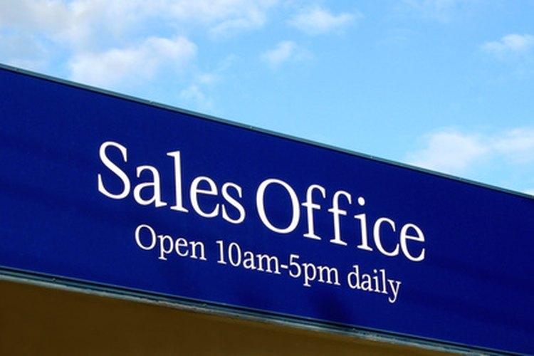 Las obligaciones de las ventas varían dependiendo de la posición y la experiencia.