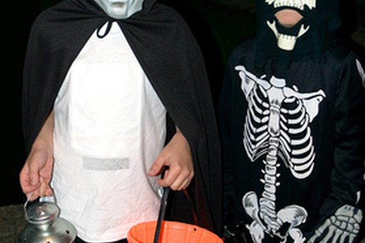 Trajes para Halloween (Noche de Brujas)