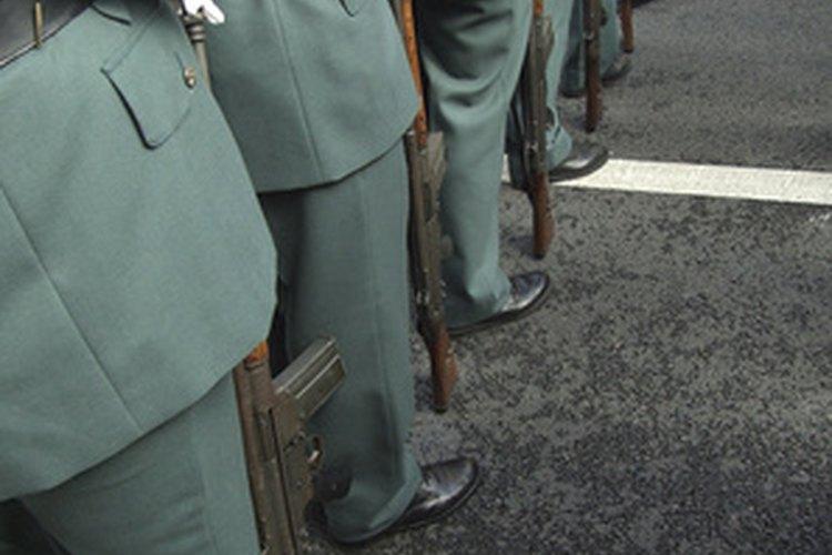Tradicionalmente las escuelas militares eran sólo para hombres.