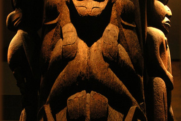 Los animales juegan un rol importante en la cultura y religión nativas de Norteamérica.