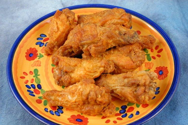 Puedes ajustar el picante de tus alitas de pollo.