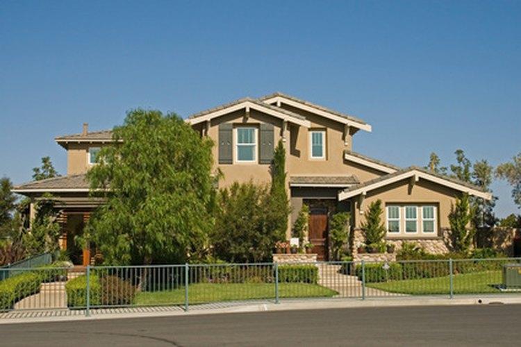 El MDF es utilizado para arreglos exteriores en los hogares.