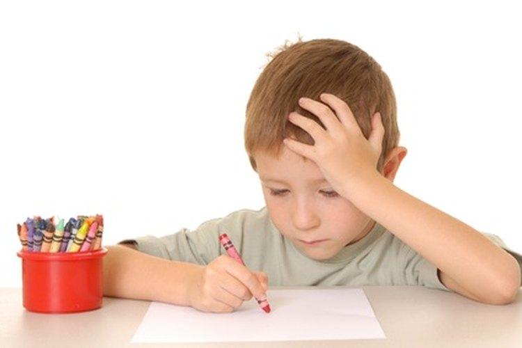 Se pueden utilizar distintas estrategias de aprendizaje para satisfacer las necesidades de los niños excepcionales.
