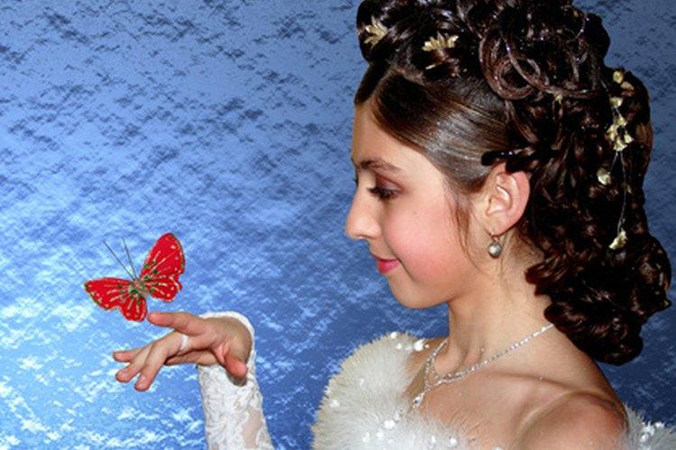 En México las niñas que cumplen 15 años lo celebran con estilo.