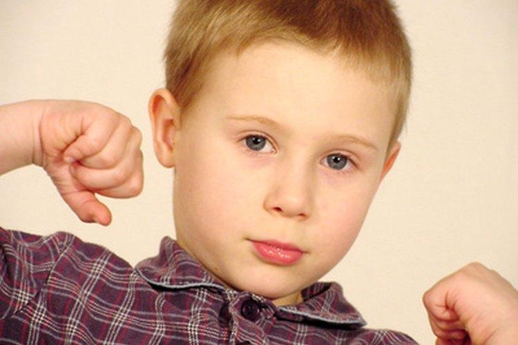 Los alumnos de primaria que actúa de modo agresivo no siempre usa la violencia física.
