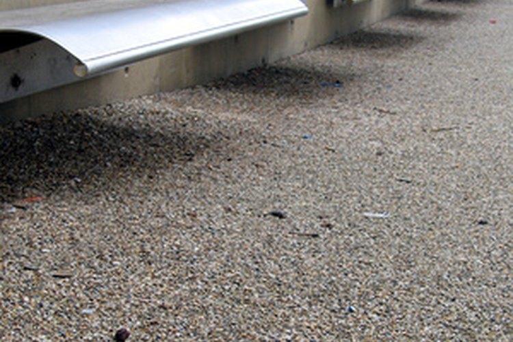 El acero inoxidable se usa para aplicaciones de bajo mantenimiento.