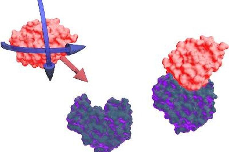 Moléculas.