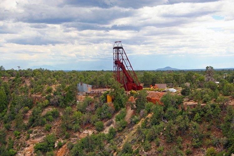 La minería es importante para las economías sudamericanas.