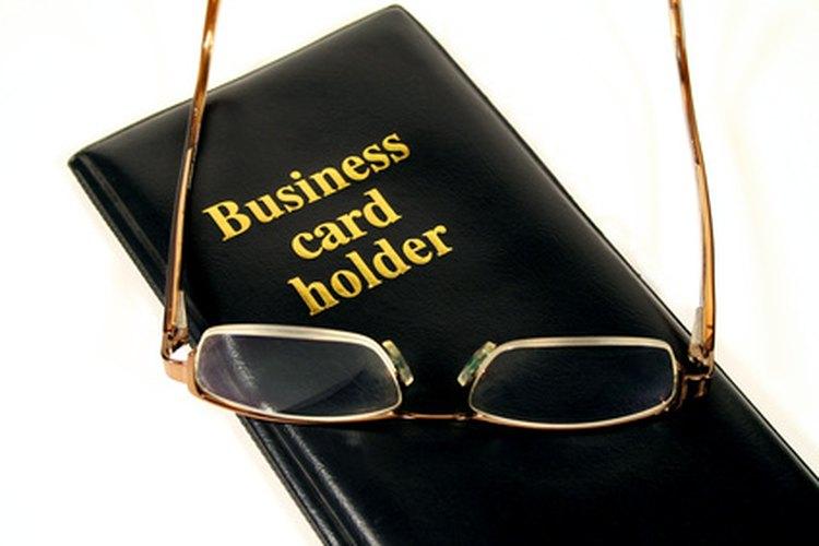 Envía material comercial a empresas clave.