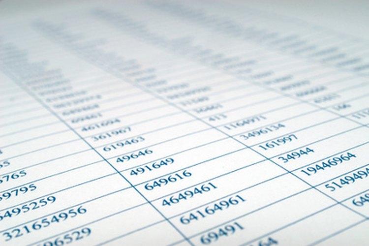 Un tesorero debe mantener las finanzas de una organización sin ánimo de lucro en orden.