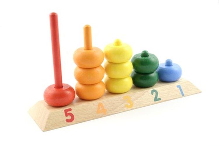 Las matemáticas están en todos lados, hasta en el juguetero.