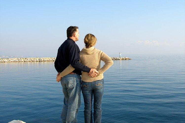Algunos retiros matrimoniales utilizan la naturaleza como parte de la consejería.