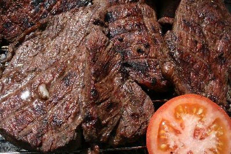 Revisa tu carne con frecuencia.