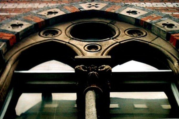 El trabajo como arquitecto fue uno de los muchos tipos de trabajos que las personas realizaban durante el Renacimiento.