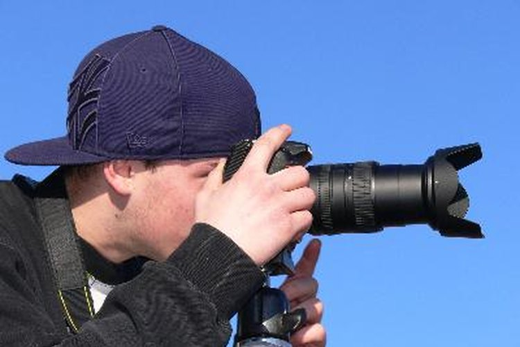 La fotografía y las carreras relacionadas a ella requieren creatividad y habilidades técnicas.