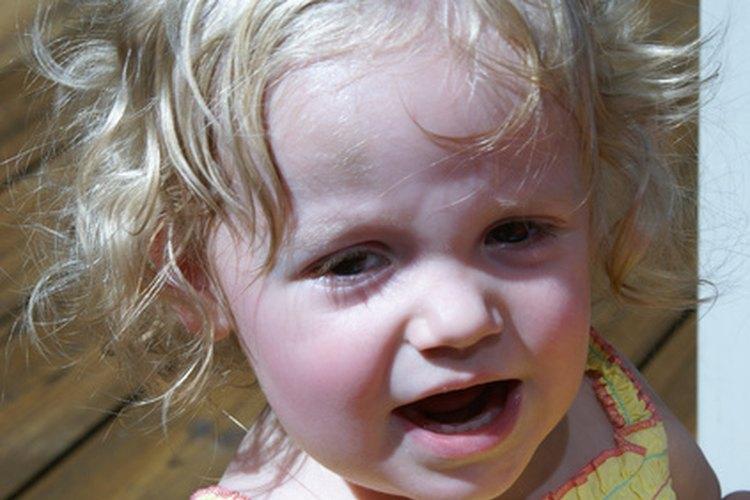 Los berrinches son un rito de transición para la mayoría de los niños pequeños.