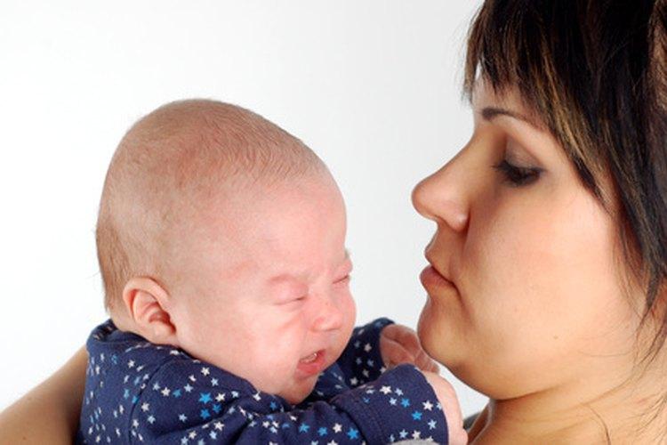Las madres pueden perder peso justo después de dar a luz.