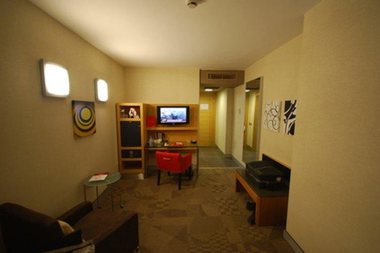 Elige la pintura para habitaciones pequeñas con sabiduría.