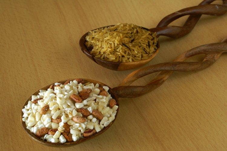 El arroz y los frijoles han sido elementos básicos en la mesa de todo el mundo.