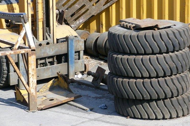 Las precauciones de seguridad son importantes al momento de operar un montacargas.