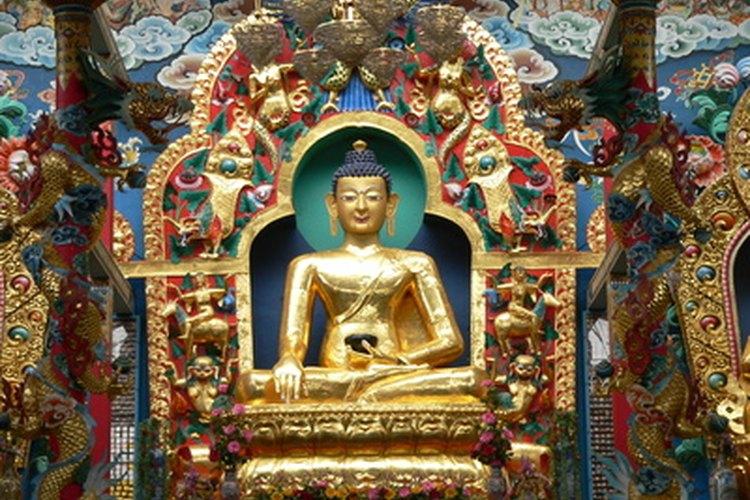 El budismo es la religión predominante en Tailandia.