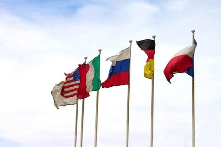 Las políticas nacionales juegan un papel importante en los acuerdos de comercio.