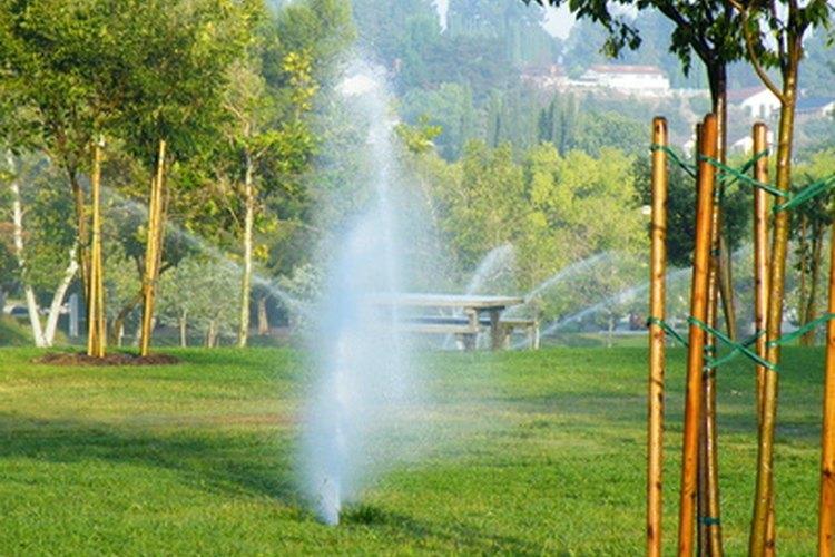 El caño negro de polietileno comúnmente se utiliza para el abastecimiento de agua de riego subterráneo.