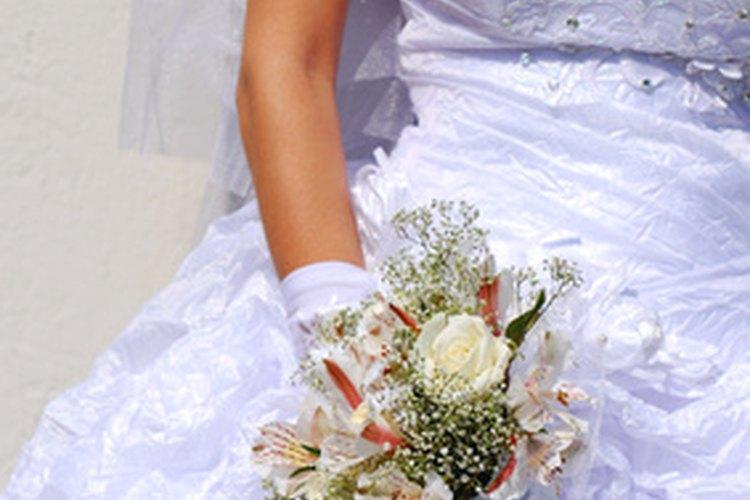 Todas las novias necesitan un vestido.