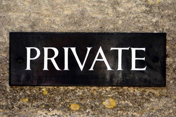 La regla 144A conlleva valores de propiedad privada.