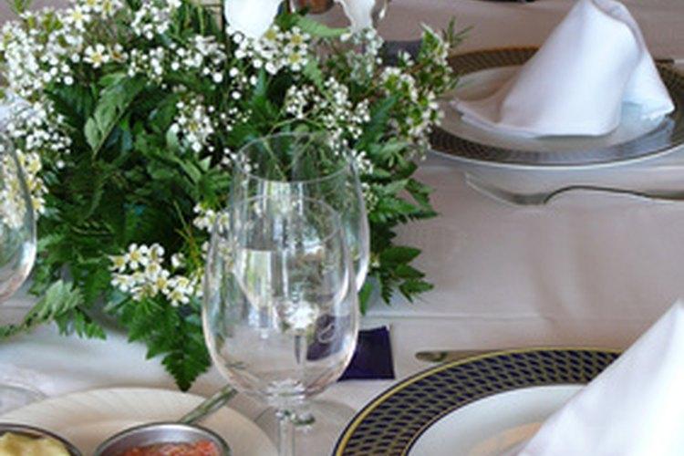 Un coordinador de banquetes tiene una fuerte capacidad de organización y liderazgo.