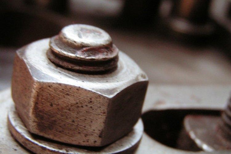 Los motores de tornillo funcionan muy rápido en comparación con otros compresores.