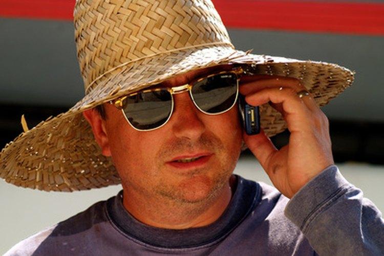Hablar por teléfono es una actividad de adultos para hablar inglés.