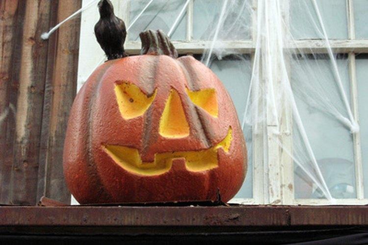 Halloween es un buen momento para jugar a disfrazarse.