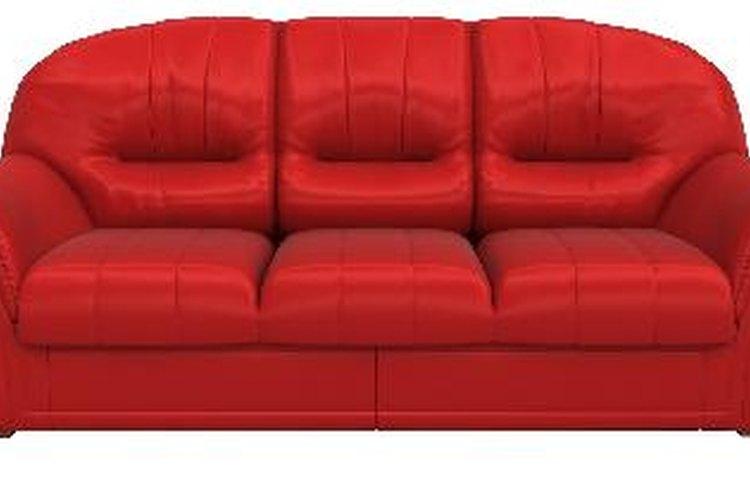 La microfibra es un material sintético usado para tapizar muebles, por su durabilidad y su atractivo estético.