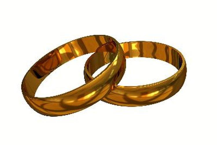 Alianzas de oro.