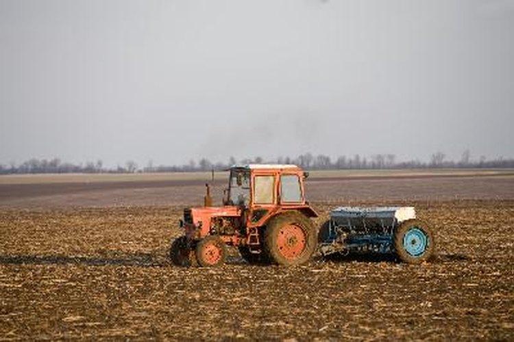 Es importante fertilizar la tierra.