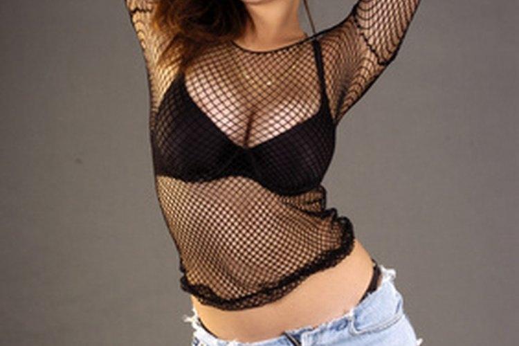 La ropa interior con relleno te provee de las curvas que siempre has deseado.